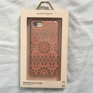 Nanette Lepore Accessories - Brand New Protective iPhone 7 Brand New Case